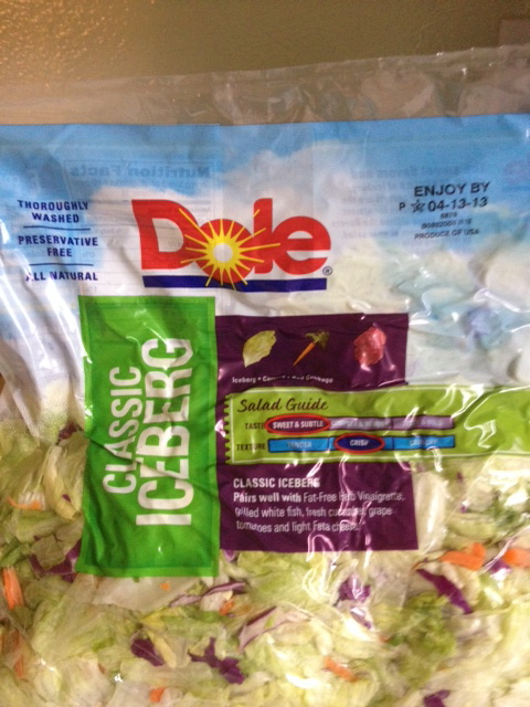 Top Five Costco Bags Of Lettuce - Circus