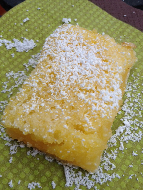 Lemon Bars – Making the Most out of a Mix