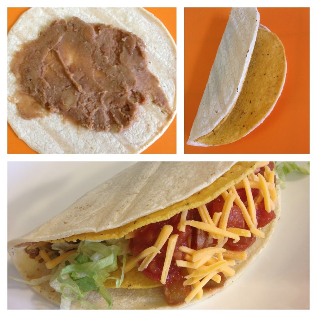 Double Layered Taco