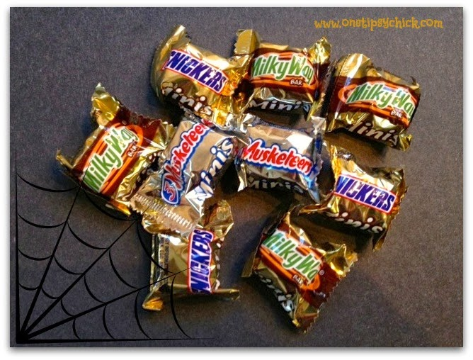 Post-Halloween Candy TIP
