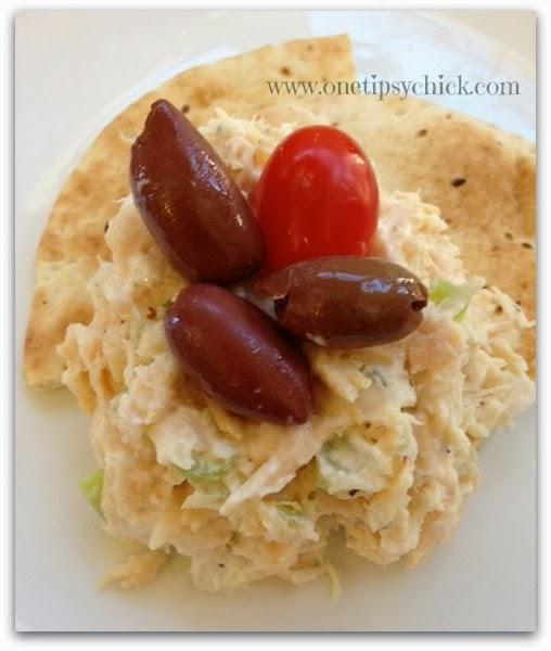 Tuna – Greek Style
