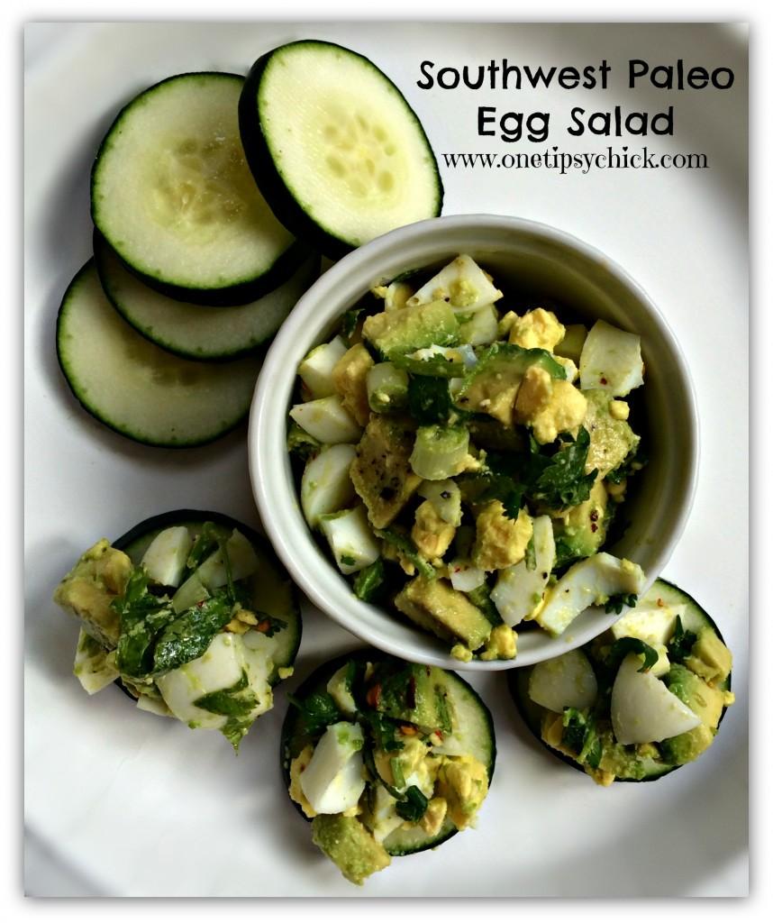 southwest paleo egg salad