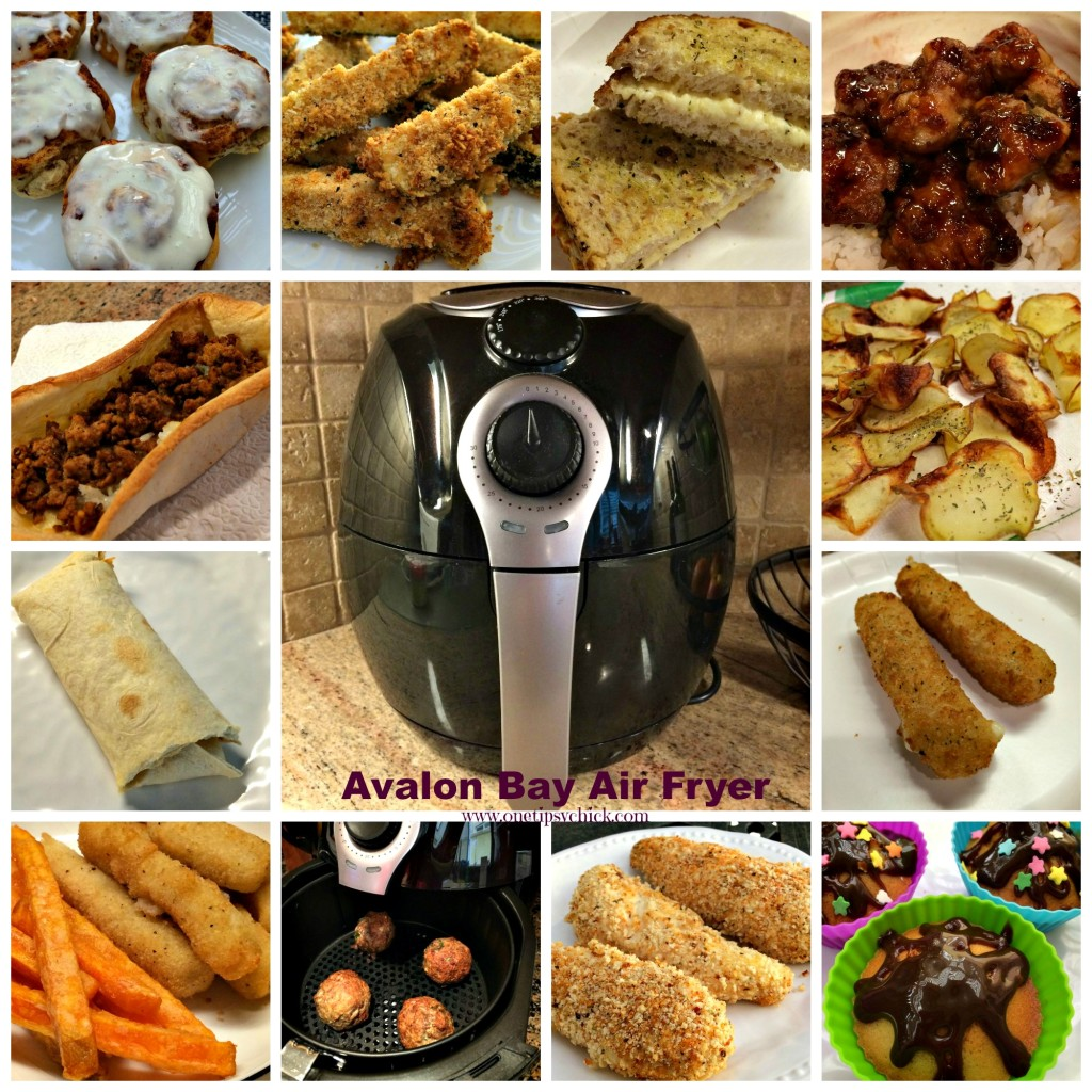Avalon Bay Air Fryer Review – AB-Airfryer100B