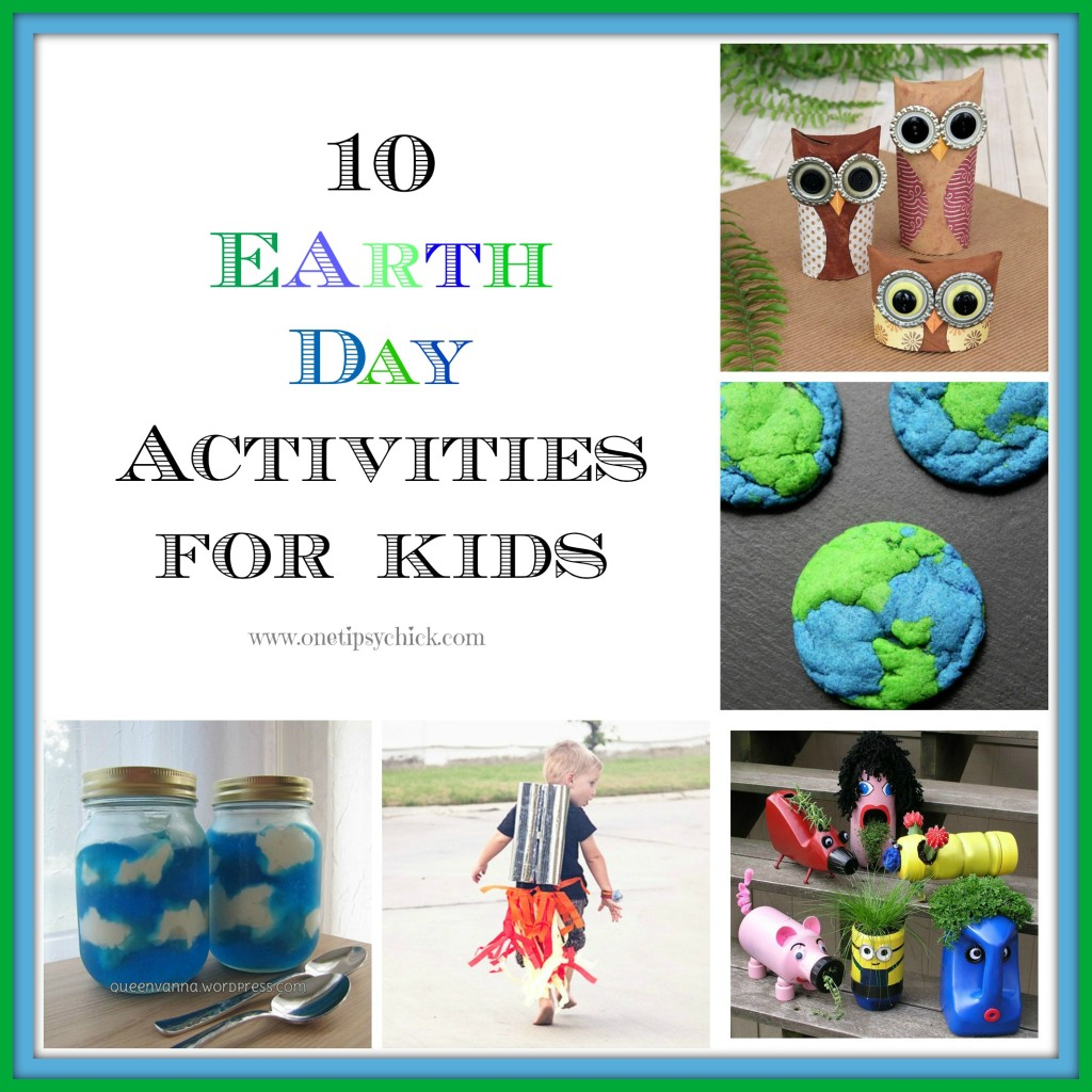 10 earth day activities