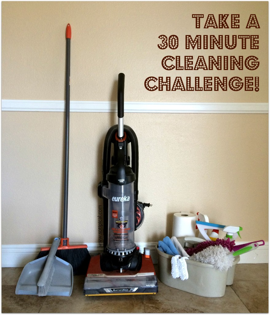 30 Minute Cleaning Challenge With Eureka Brushroll Clean™