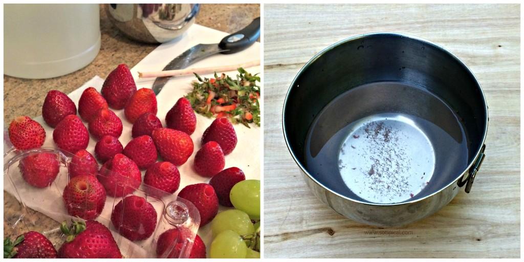 clean produce avoid fruit flies 1