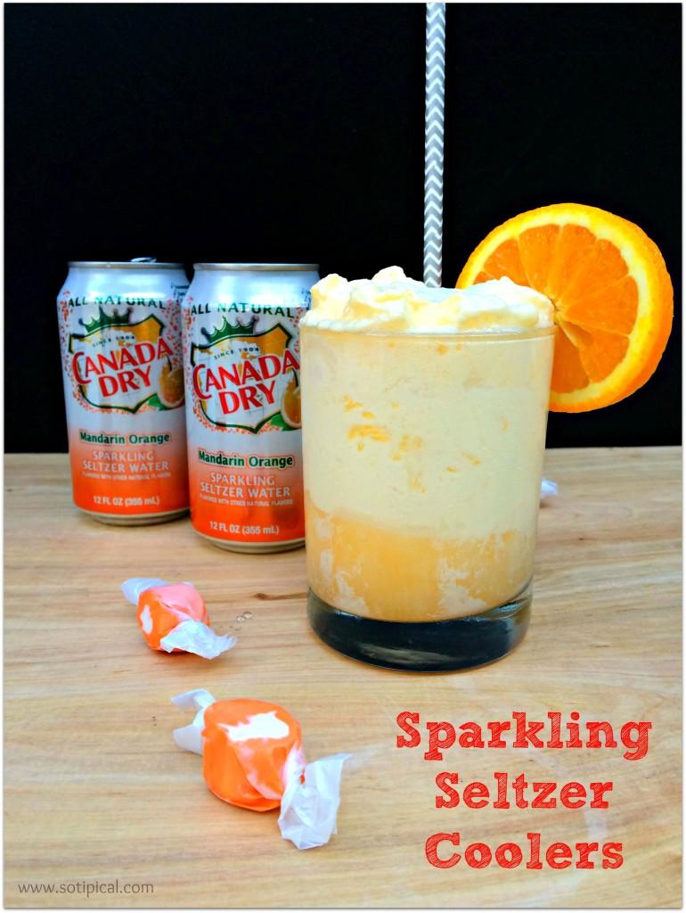 Sparkling Seltzer Coolers