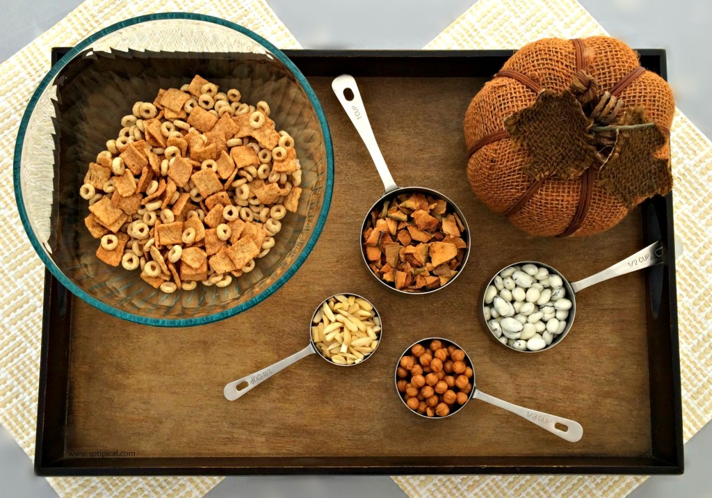 caramel apple trail mix a stock up sale ingredients