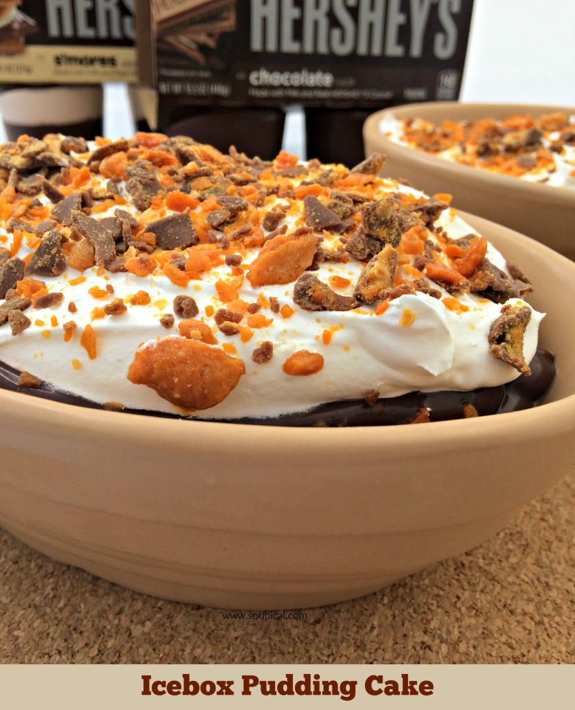 Icebox Pudding Cake