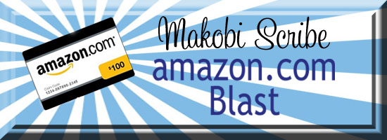 Amazon Blast Giveaway