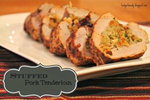 10 turkey dinner alternatives stuffed pork tenderloin