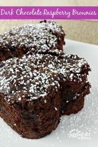 Quick-Dark-Chocolate-Raspberry-Brownies