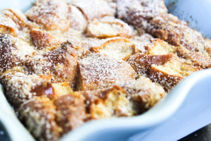 krispy creme bread pudding