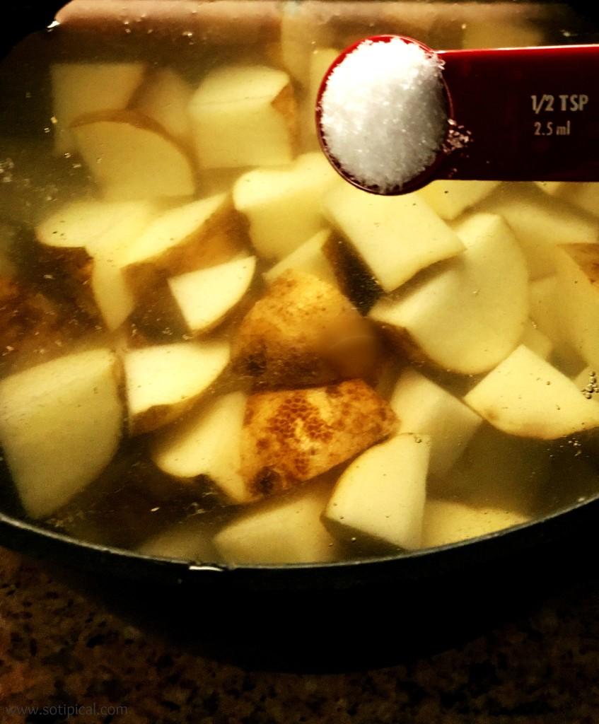 greek yogurt potato salad 2