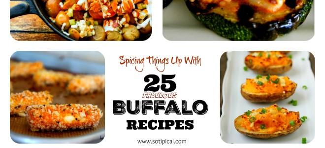 25 Fabulous Buffalo Recipes