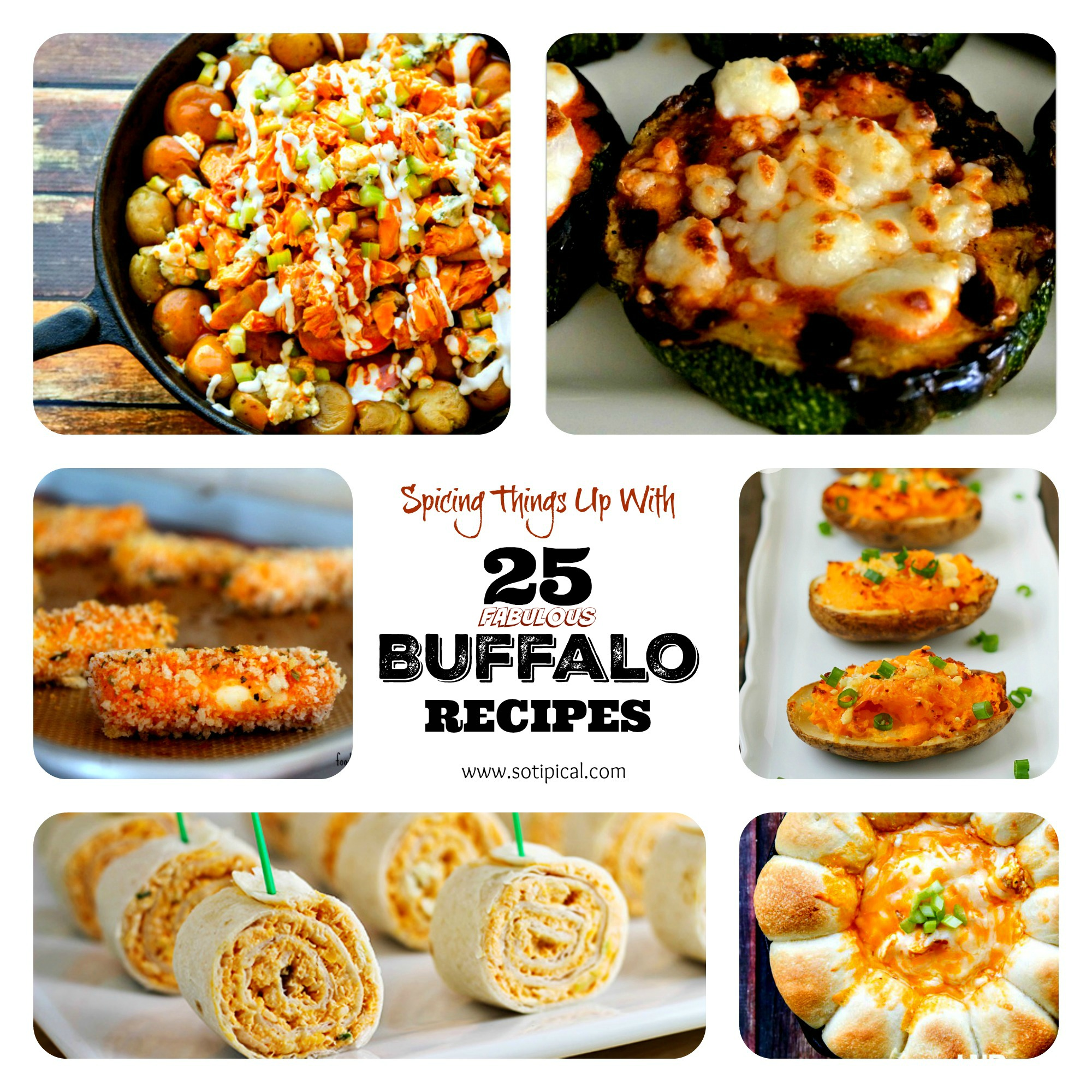 25 fabulous buffalo recipes