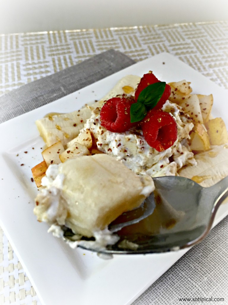 What would you add to your Breakfast Banana Split? Let me know in the ...