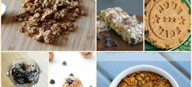 Almond Butter Recipes