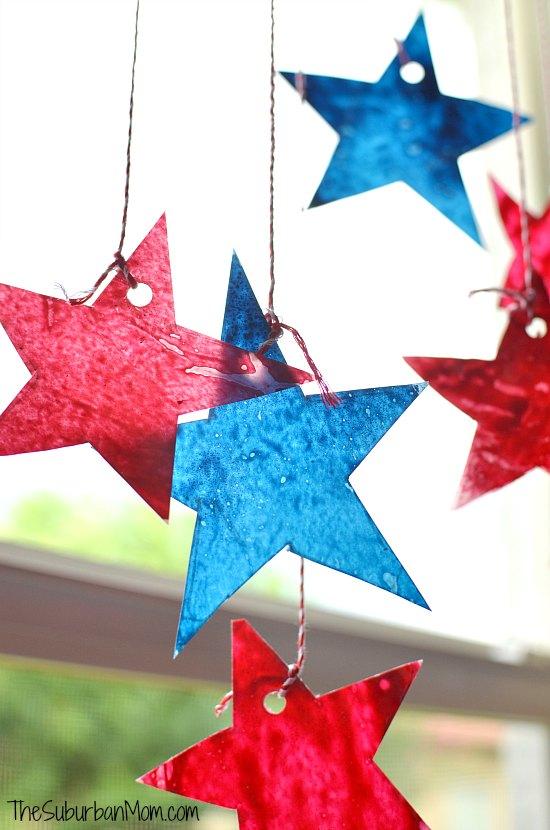 Star-Sun-Catchers-4th-of-July-Craft