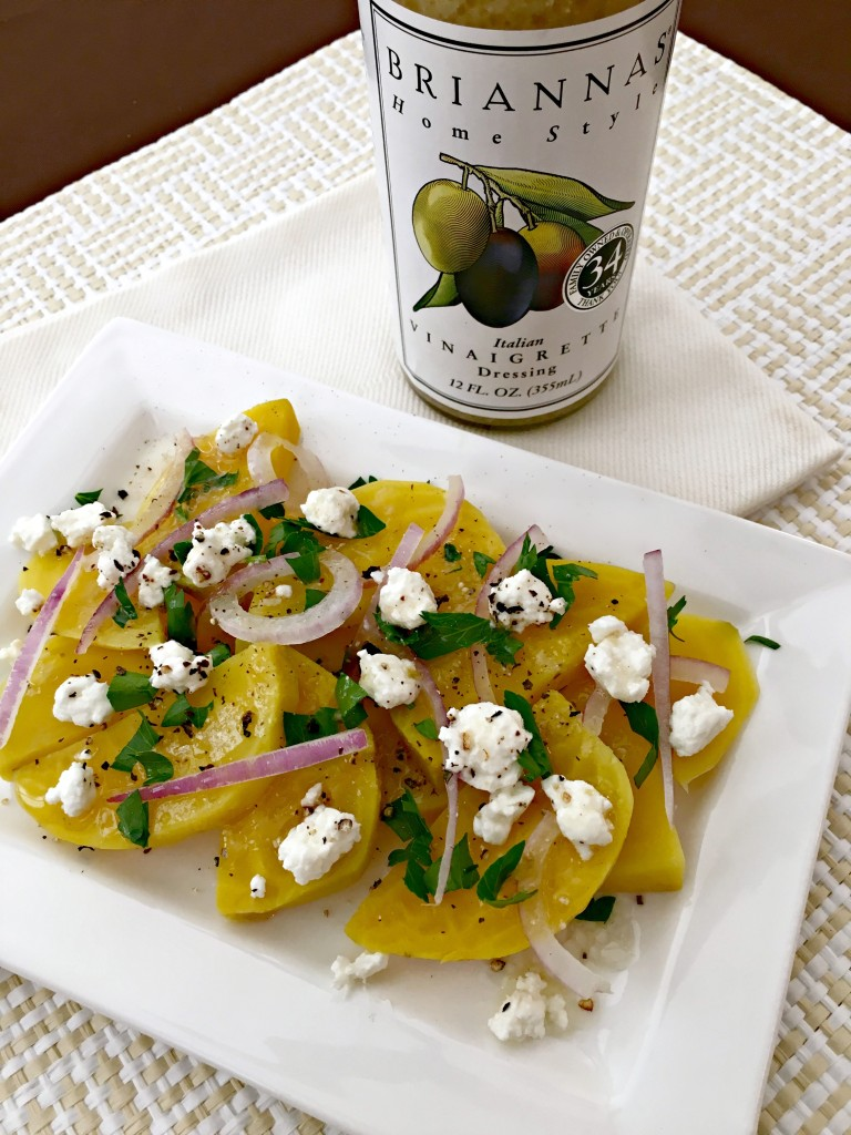 golden beet salad1