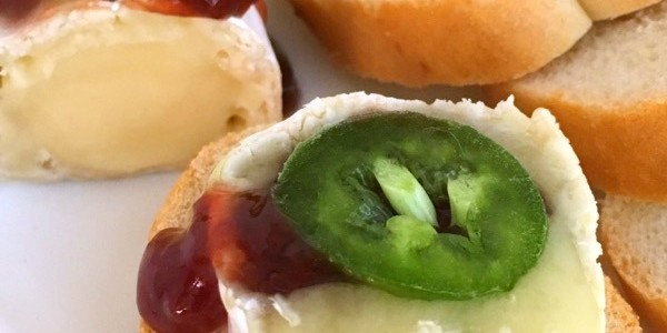 Easy Brie Appetizer