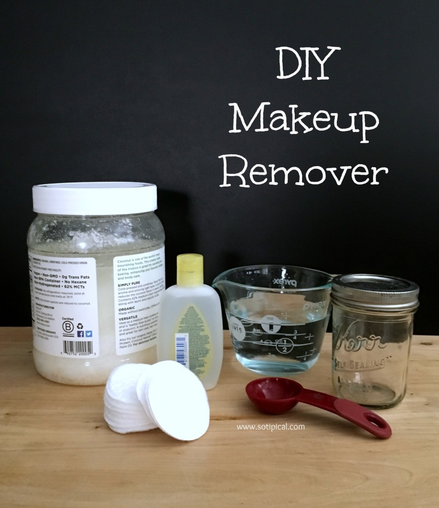 makeup remover ingredients