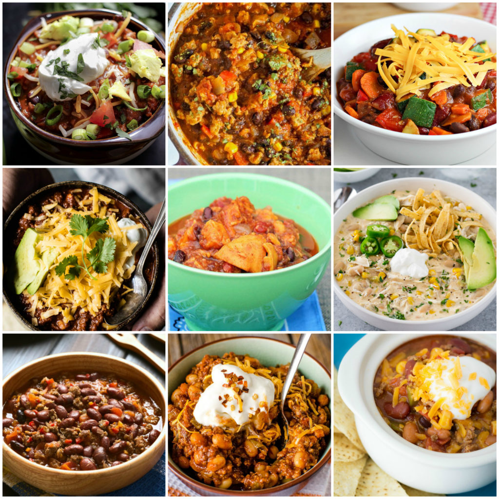 26 Chili Recipes