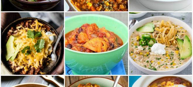 26 Chili Recipes