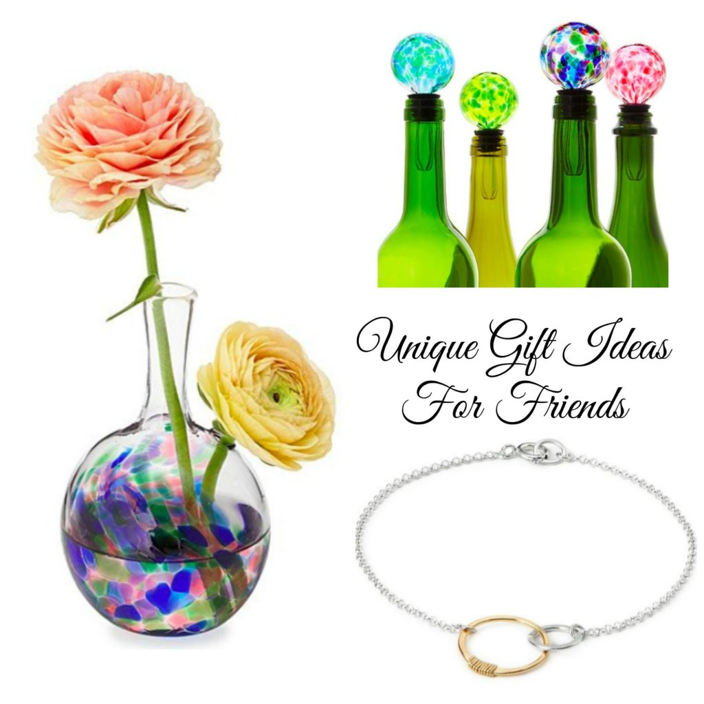 Unique Gift Ideas For Friends