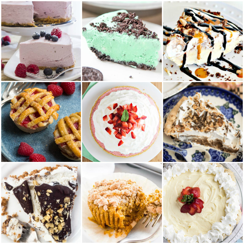25 Yummy Pie Recipes