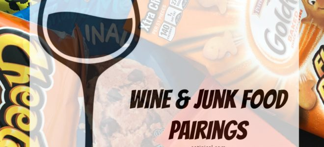 Best Wine and Junk Food Pairing