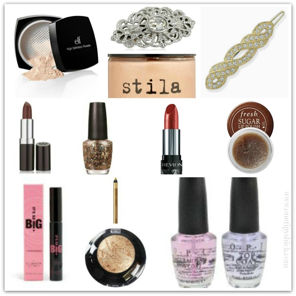 holiday makeup 2014