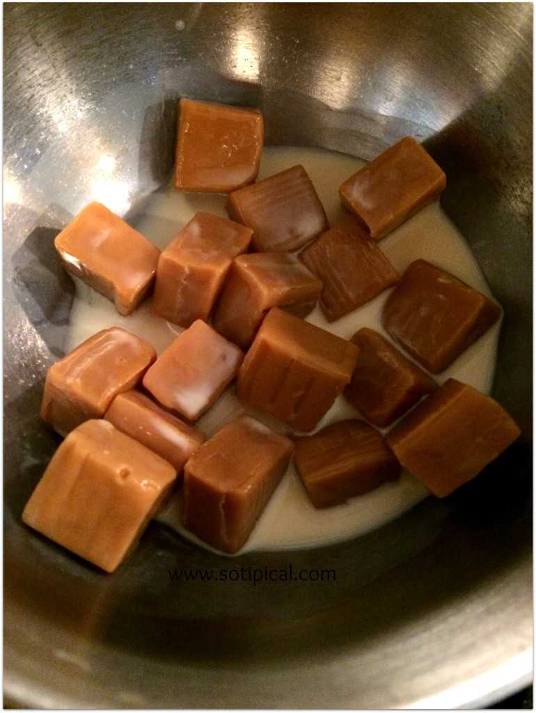 caramel peanut tart caramel milk