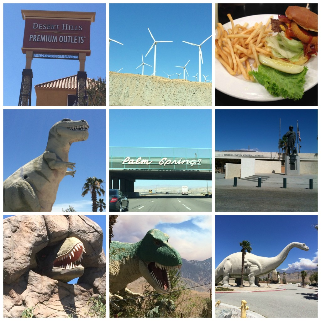 pennzoil road trip collage