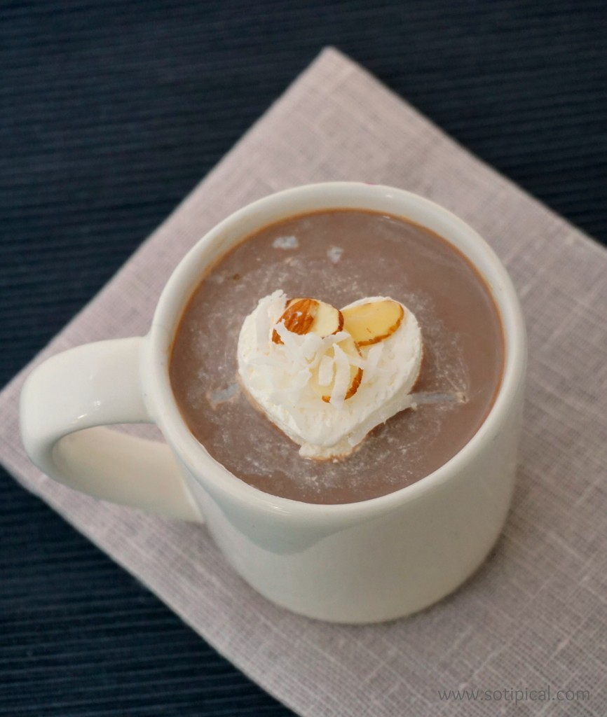 almond joy hot cocoa 3