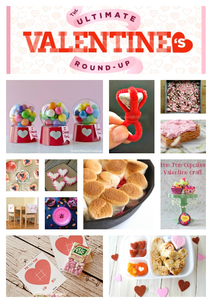 Ultimate Valentine's Roundup!