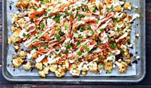 Buffalo-Roasted-Cauliflower-Nachos-with-Ranch