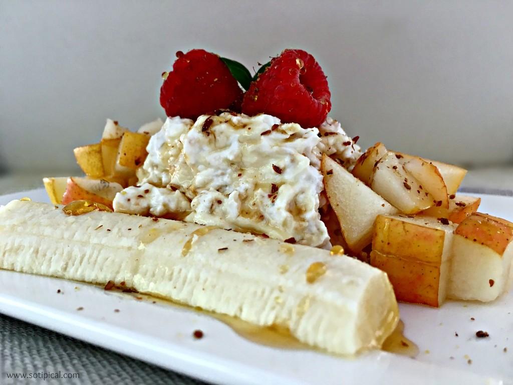 breakfast banana split 2