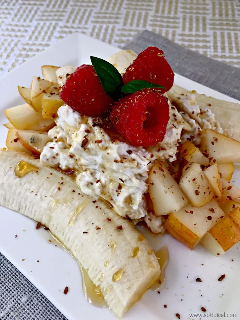 breakfast banana split 4