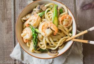Shrimp-Teriyaki-Udon-with-Asparagus-and-Mushrooms-1-1024x700
