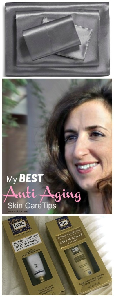 My Best Anti Aging Skin Care Tips - So TIPical Me