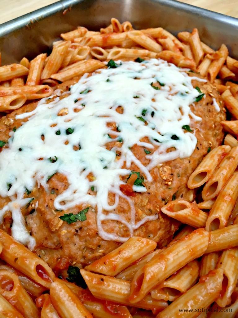 best italian style meatloaf