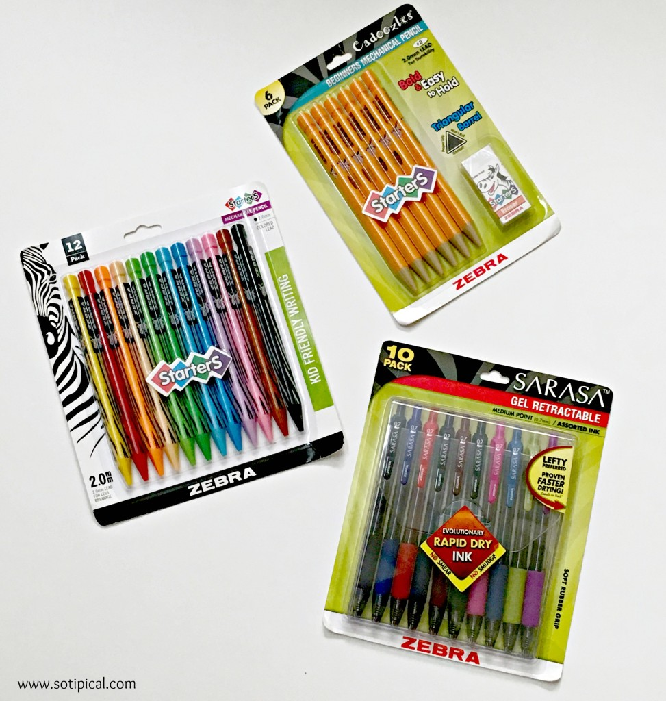 zebra-pens gifts for teen girls
