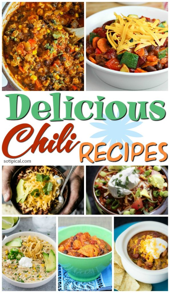 chili recipes